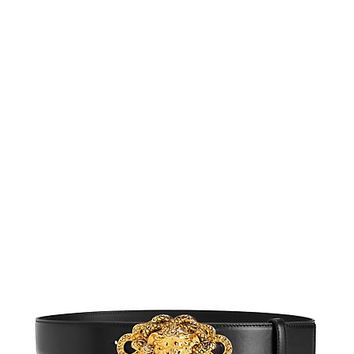 Versace - Medusa Head Snake Belt