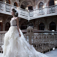 Bridal Gowns, Wedding Dresses by Lazaro - Style LZ3153