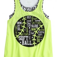 Tribal Sports 2 in 1 Tank