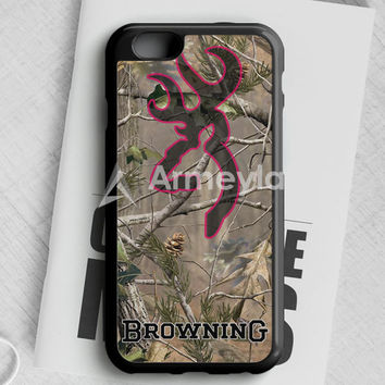 Browning Deer Camo iPhone 6 Plus | 6S Plus Case | armeyla.com