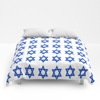 Star of David Comforters by oldking