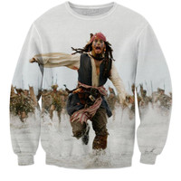 Pirates Of The Caribbean Sweet Shirt
