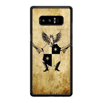 Daily Prophet Harry Potter Logo Samsung Galaxy Note 8 Case