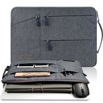 Gearmax Laptop Bag Case for MacBook Air Pro 11 12 13.3 15.4 Waterproof Notebook Bag for Xiaomi Pro 15.6 Inch Laptop Sleeve 15.6