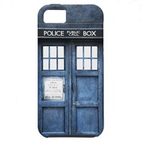 Funny Police Phone Call Box iPhone 5 Cases from Zazzle.com