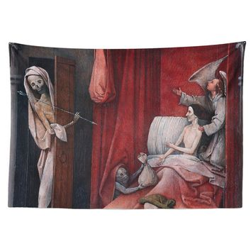 Bosch Death & Misery Tapestry