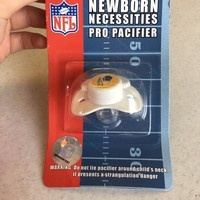 WASHINGTON REDSKINS BABY PACIFIER OFFICIALLY LICENSED SHIPPING