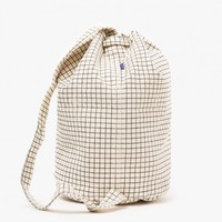 Baggu / Canvas Sling in Natural Grid