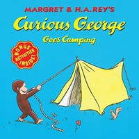 Curious George Goes Camping Curious George