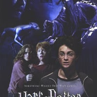 Harry Potter and the Prisoner of Azkaban 11x17 Movie Poster (2004)