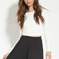 Contemporary Skater Skirt