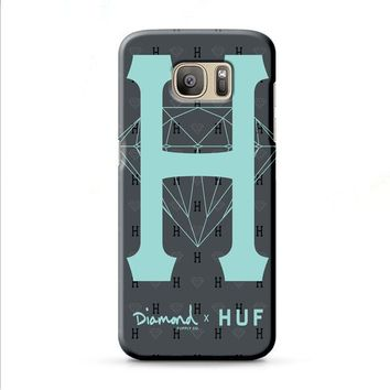 Diamond Supply Co X HUF Samsung Galaxy J7 2015 | J7 2016 | J7 2017 case