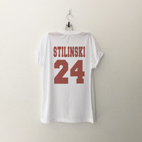 Teen Wolf Stiles Stilinski Tshirt womens girls teens grunge tumblr blogger hipster punk instagram Merch gifts