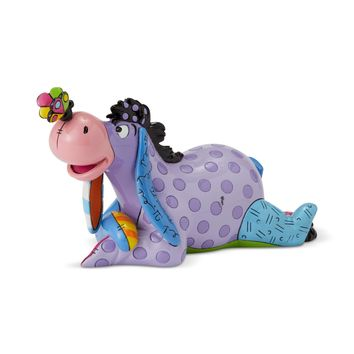Disney Eeyore by Britto Mini Figurine New with Box