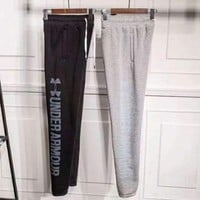 DCCKJL0 UNDER ARMOUR Women Men Lover Casual Pants Trousers Sweatpants