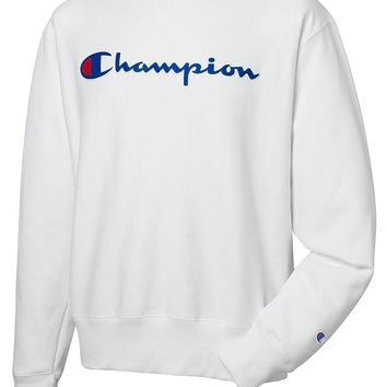 Champion Life Men's Reverse Weave Sweatshirt w/Champion Life Logo