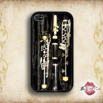 Clarinet - iPhone 4 Case, iPhone 4s Case and iPhone 5 case