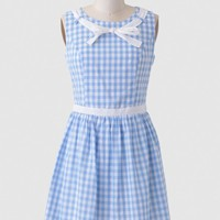Backyard Picnic Dress