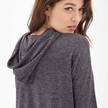 Contemporary Heathered Hoodie