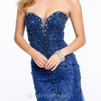 Beaded Mesh Trumpet Evening Dresses by Jovani Exclusive Collection for eDressMe