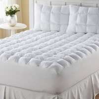 Down-Alternative Mattress Pad - Full