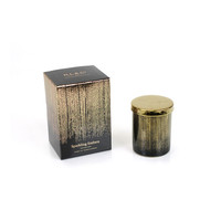 I liked this design on #Fab. Sparkling Embers Noir Candle