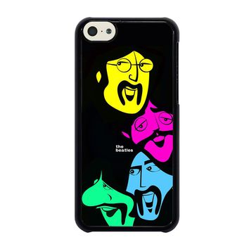 THE BEATLES DESIGN POSTER iPhone 5C Case