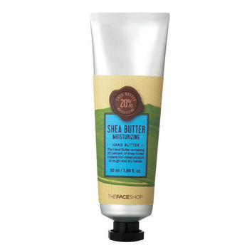 [THE FACE SHOP] Shea Butter 20% Moisturizing Hand Butter
