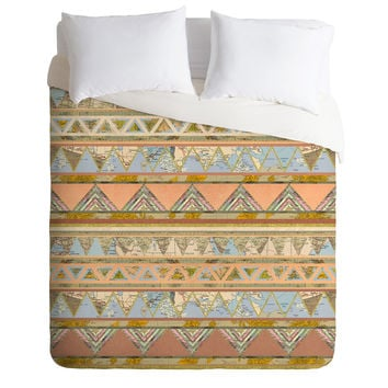 Bianca Green Lost 1 Duvet Cover