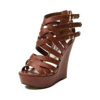 Womens Madden Girl Gabriella Wedge