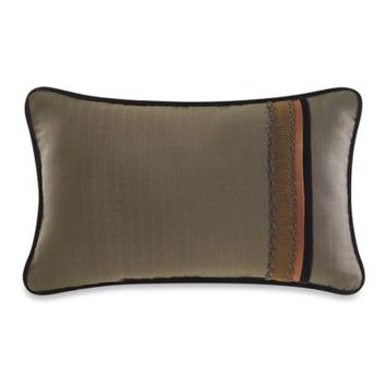 Croscill® Monique Boudoir Throw Pillow