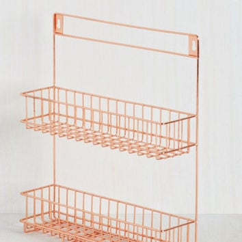 Minimal Roll the Spice Shelf Size NS by ModCloth