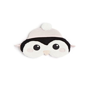 Penguin sleeping mask