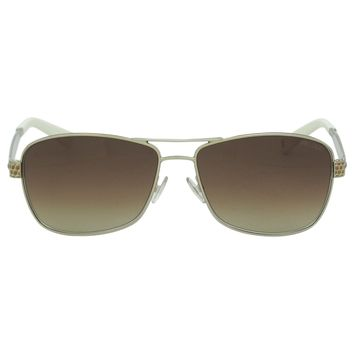 Jimmy Choo Sunglasses - Light Gold/Brown Gradient