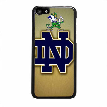 notre dame fighting irish iphone 5c 4 4s 5 5s 6 6s plus cases