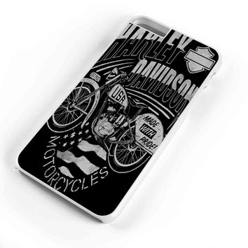Harley Davidson Vintage  iPhone 6s Plus Case iPhone 6s Case iPhone 6 Plus Case iPhone 6 Case