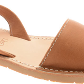 Castell Flat Menorquinas Leather