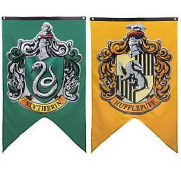 [12995] Fashion Harry Potter House Banners Decorative Flag
