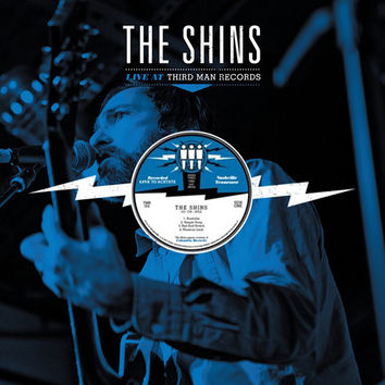 The Shins - Live At Third Records LP