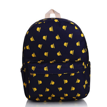 Casual Animal Pastoral Style Backpack = 4887821188