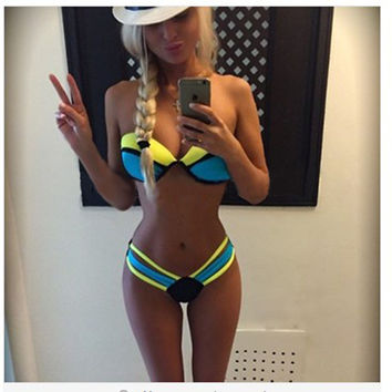 Hot Summer Sexy New Arrival Swimsuit Beach Swimwear Bikini [9891789066]