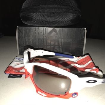 OAKLEY RACING JACKET SUNGLASSES BRAND NEW IN BOX TROY LEE