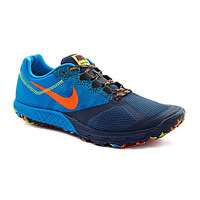 Nike Men's Zoom Wildhorse 2 Running Trail Shoes - Photo Blue/Midnight