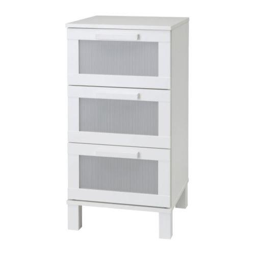 aneboda 3 drawer chest ikea from ikea my wishlist. Black Bedroom Furniture Sets. Home Design Ideas