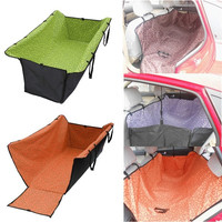 Waterproof Hammock Blanket Car Seat Cover Protective Pad for Cats Dogs Pets [8403191943]