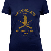 CHASER Ravenclaw Quidditch team WOMEN TEE S-3XL