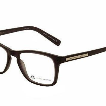 Armani Exchange Ax 3012 Unisex Eyeglasses