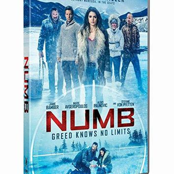 Marie Avgeropoulos & Jamie Bamber & Jason Goode-Numb