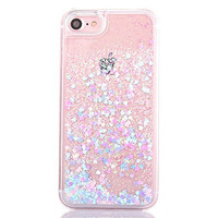 Pink Sparkly iPhone 6s plus case