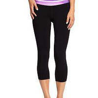 "Women's Compression Capris (19"") 
